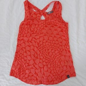 The North Face Hiking Tank Coral